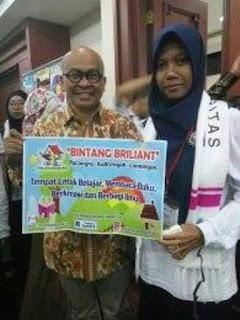 Pengukuhan Panglima Integritas di Jakarta