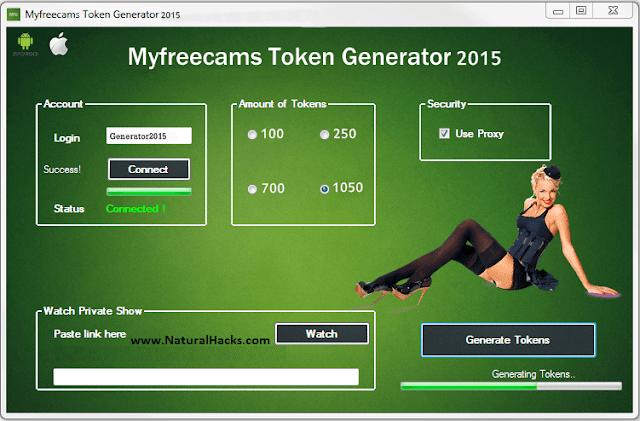 Mfc token generator online