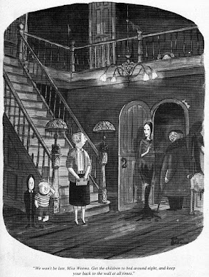 the addams family the new yorker