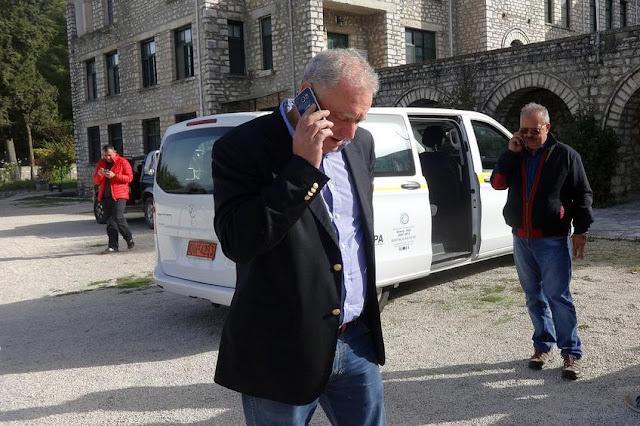 Γιάννενα: Ανακοίνωση Συντονιστικού Οργάνου Πολιτικής Προστασίας