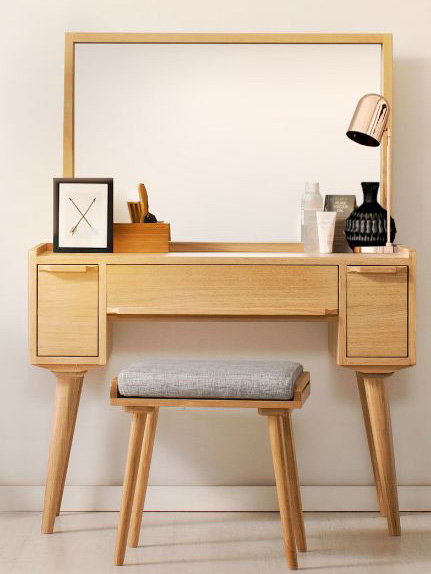 Wooden Dressing Table Design Ideas For Small Bedrooms 2019 Catalogue