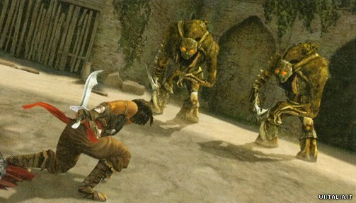Prince Of Persia The Forgotten Sands Download For Ppsspp