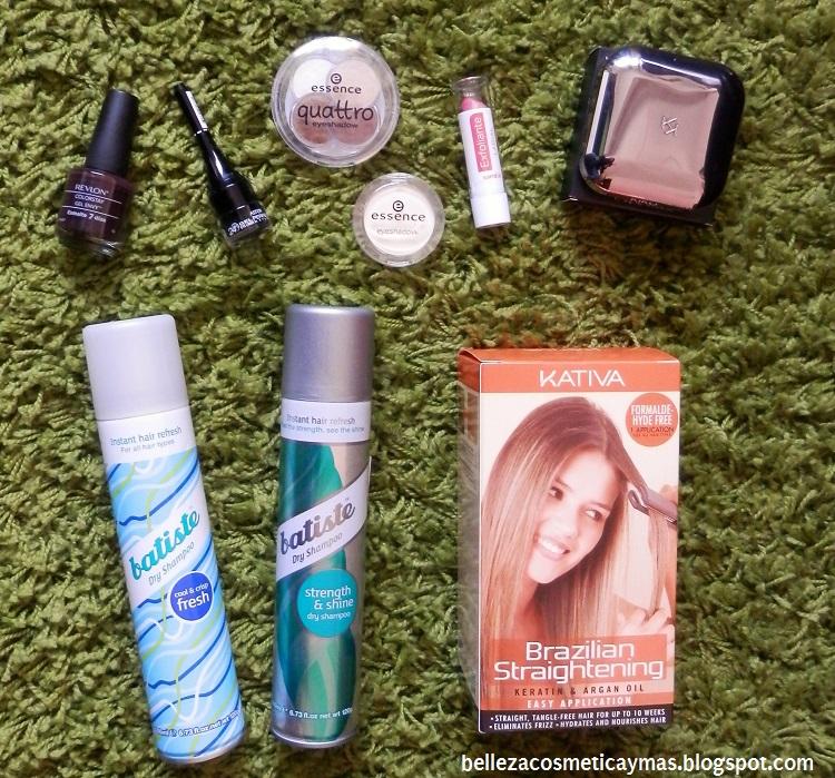 Ultimas compras blog Belleza Cosmetica