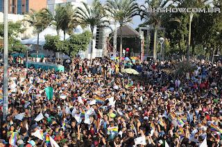 IMG 9914 - 13ª Parada do Orgulho LGBT Contagem reuniu milhares de pessoas