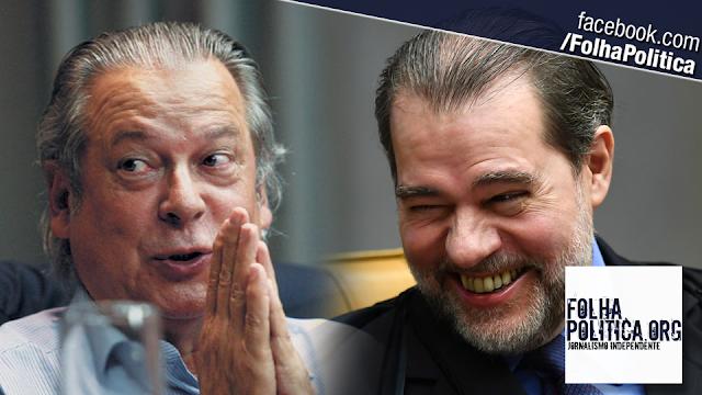 Folha Política: Procuração do PT para Dias Toffoli, assinada por ...