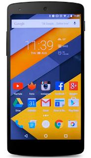 Update Nexus 6 ke Android 6.0 Marshmallow via CM13 Custom ROM