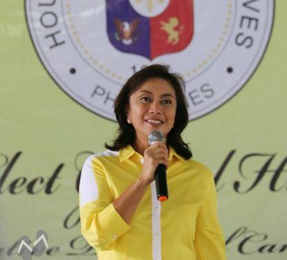 Vice President-elect Leni Robredo.