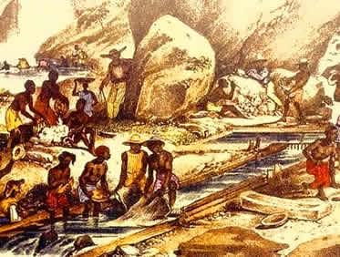 Mineração no Brasil Colônia