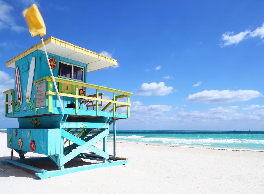 Baladas Em Miami Beach