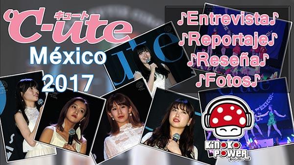 °C-ute en México, entrevista,galeria,reseña y reportaje