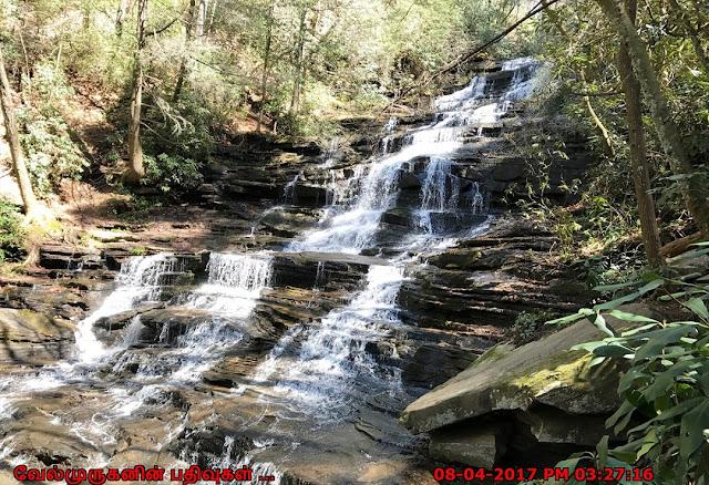 Minnehaha Falls Near Clayton GA