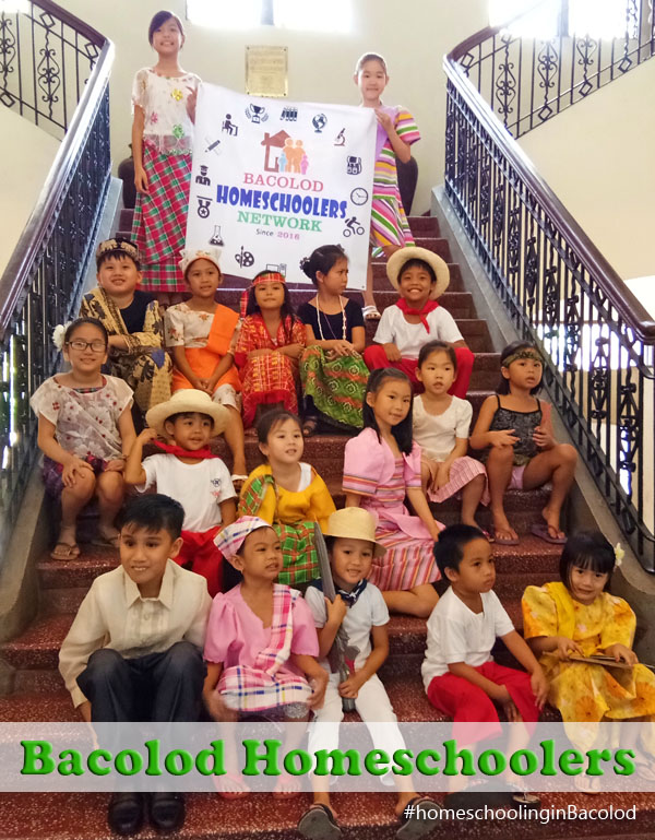 Bacolod Homeschoolers - Negros Museum Tour - homeschooling in Bacolod - Araw ng Wika - activities for kids - Filipino costumes for kids