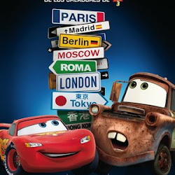 Poster Cars 2 2011