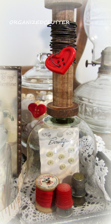 A Valentine's Day Sewing Vignette