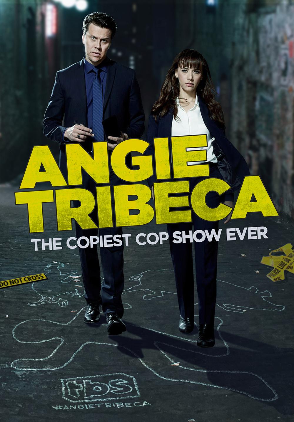 Angie Tribeca Staffel 4