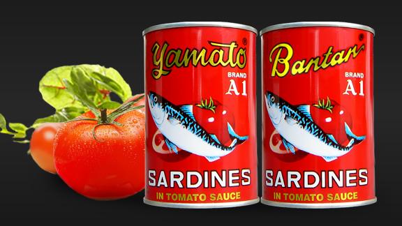 Cara Pembuatan Ikan Sarden Kaleng Ikan Dan Laut