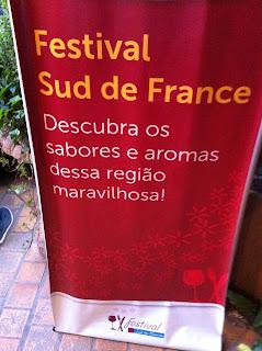 Primeira fotogarfia publicada no artigo Festival do Languedoc-Roussillon