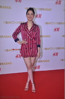 Tamannah Bhatia Exclusive in Red Blazer and Red Shorts Spicy Pics ~  Exclusive 062.JPG