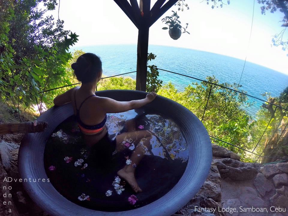 Fantasy Lodge Cebu Kawa Hot Bath