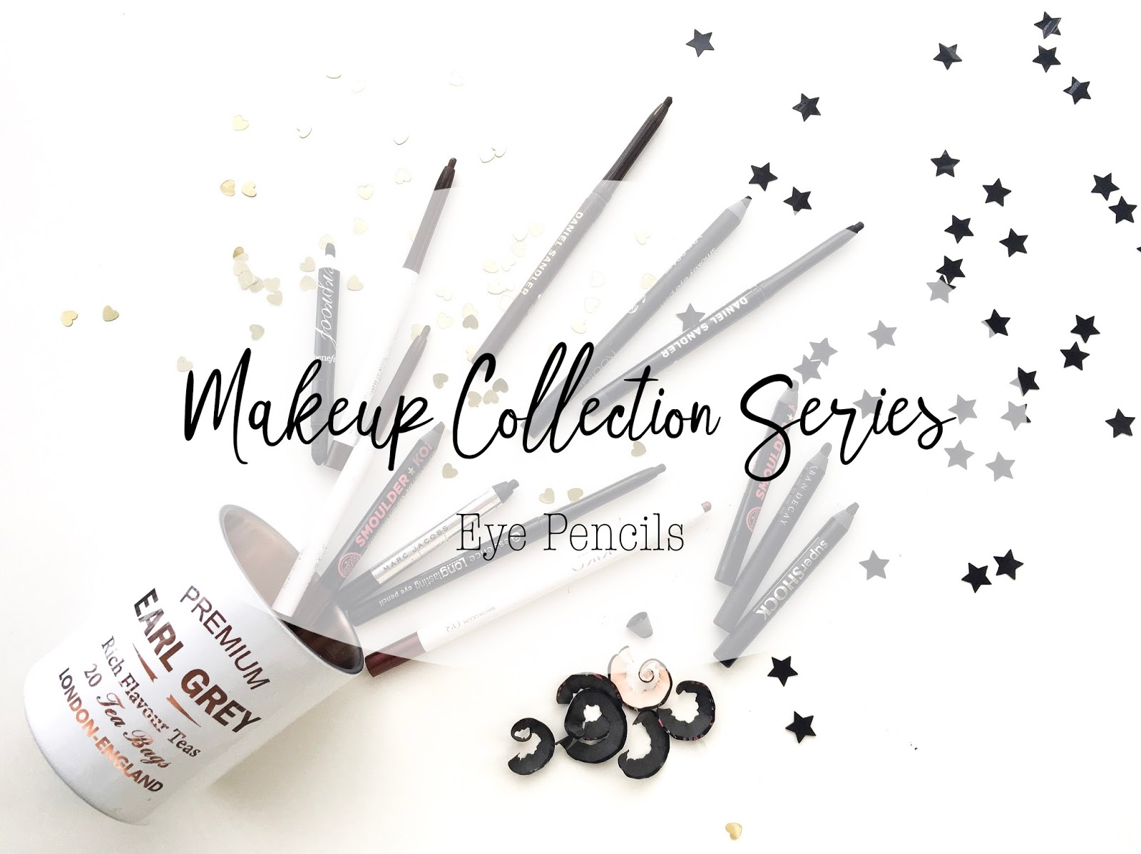 best eyeliner pencils for all budgets, top eye pencils from highstreet and high end