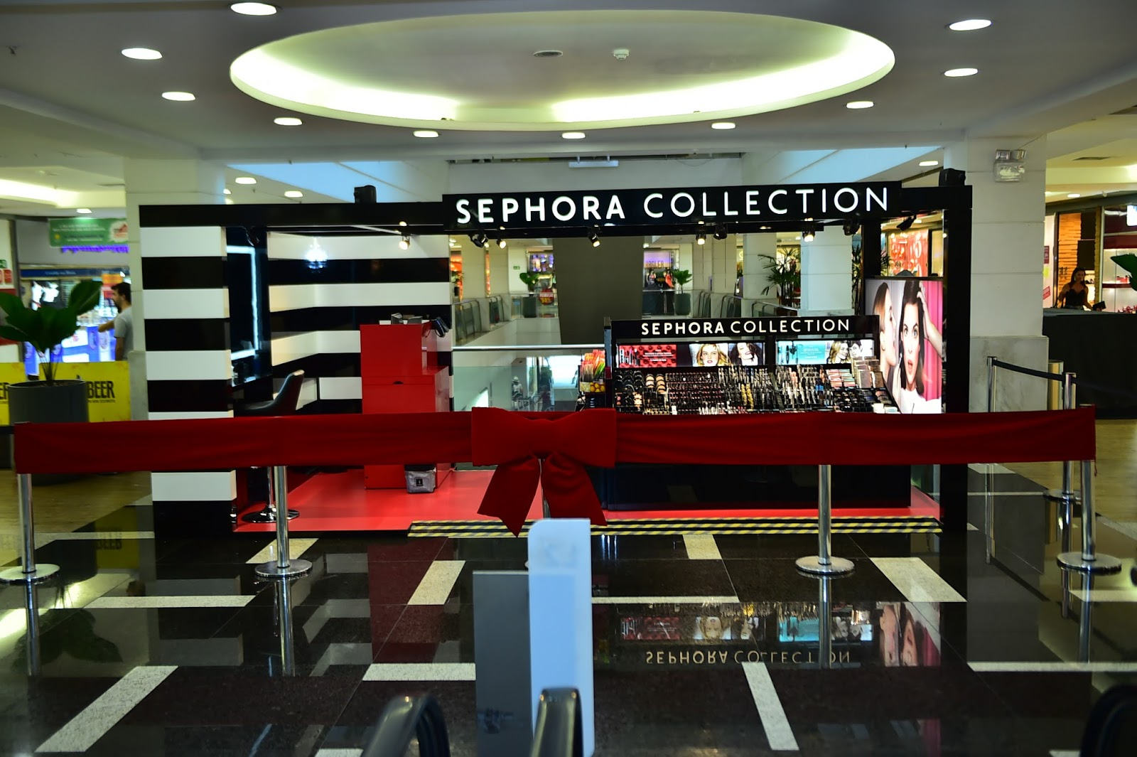 13c58fef567 Conheça a primeira pop up store Sephora Collection do Rio de Janeiro ...