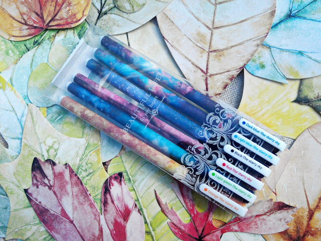 Born Pretty Store Set Of Pens