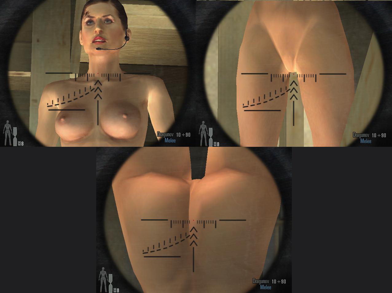 Max Payne Nude Mona 42