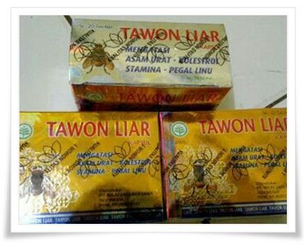 Tawon Liar Capsule