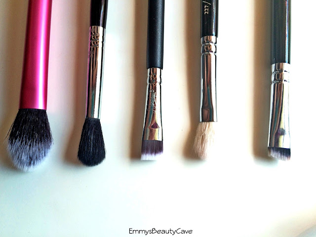 Cheap Eye Makeup Brushes