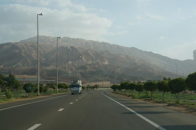 Montanha Jebel Hafeet Al Ain