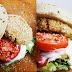 Sezamowe burgery jaglane (3 składniki)
