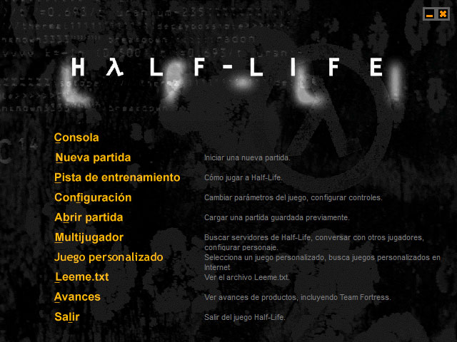 Half-Life Valve 1