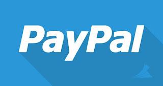 jenis desain logo tipe wordmark paypal