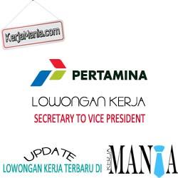 Lowongan Kerja Sekretaris PT Pertamina (Persero)