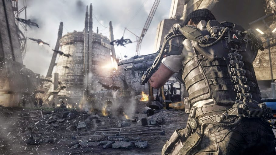 Primeras imágenes de Call of Duty Advanced Warfare