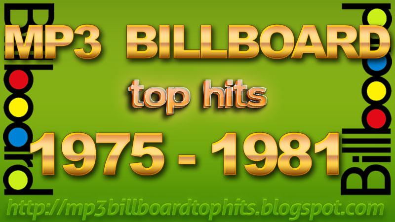 MP3 Billboard Top Hits 1975-1981 | mp3 Billboard Top Hits