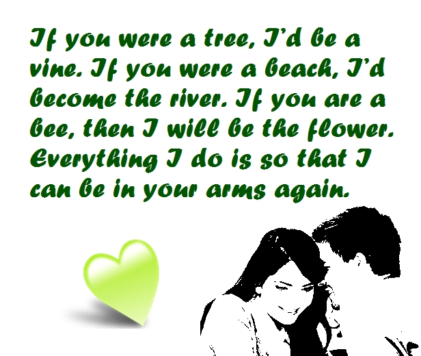 Short I Love You Quotes For Your Husband : ... you came into my life you rock my world i love you sweetheart and you