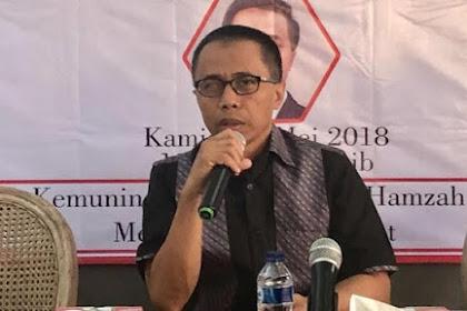 Puisi Neno Disebut Biadab, BPN Prabowo: Pak Buya Syafii Khilaf?