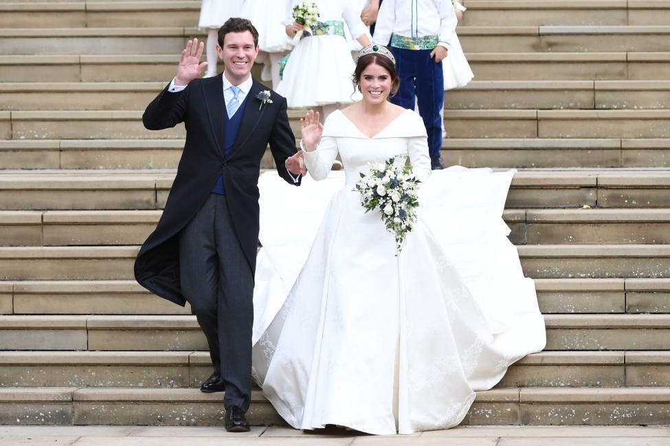 Royal Wedding: Princess Eugenie Marries Jack Brooksbank