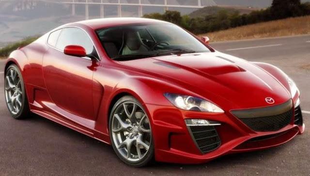 2017 Mazda RX-8 Redesign