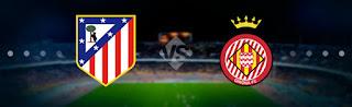Жирона – Атлетико М прямая трансляция онлайн 02/12 в 18:15 по МСК.