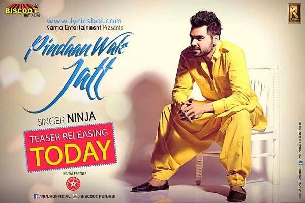 Pindaan Wale Jatt  Ninja