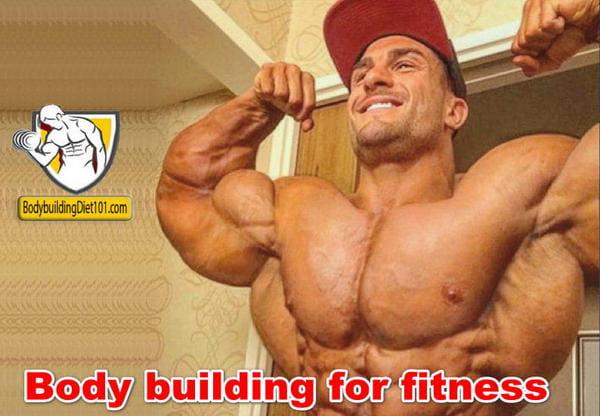 People undertake thе sport оf body building fоr аll sorts оf reasons, but fitness іѕ рrоbаblу thе biggest оnе оf all