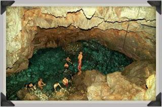 gua te'wali, wakatobi