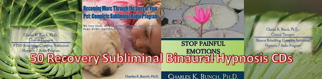 abuse hypnosis binaural audio cds