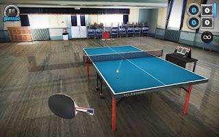 تحميل لعبة كرة تنس الطاولة Table Tennis Touch 2.1 للاندرويد مجانا