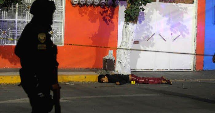 Peña Nieto: Un legado de sangre