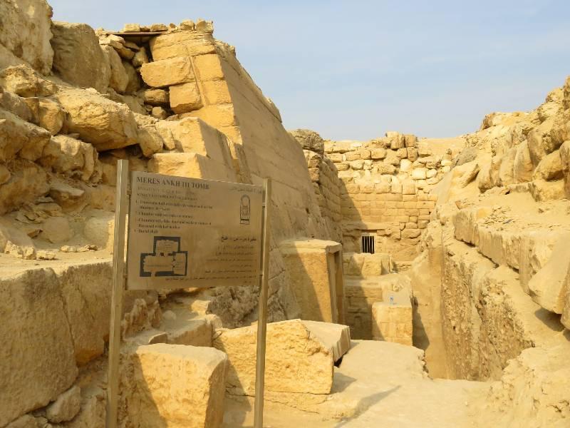 Tomb of Meresankh III