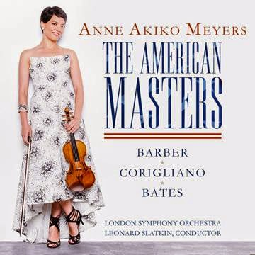 Anne Akiko Meyers - The American Masters
