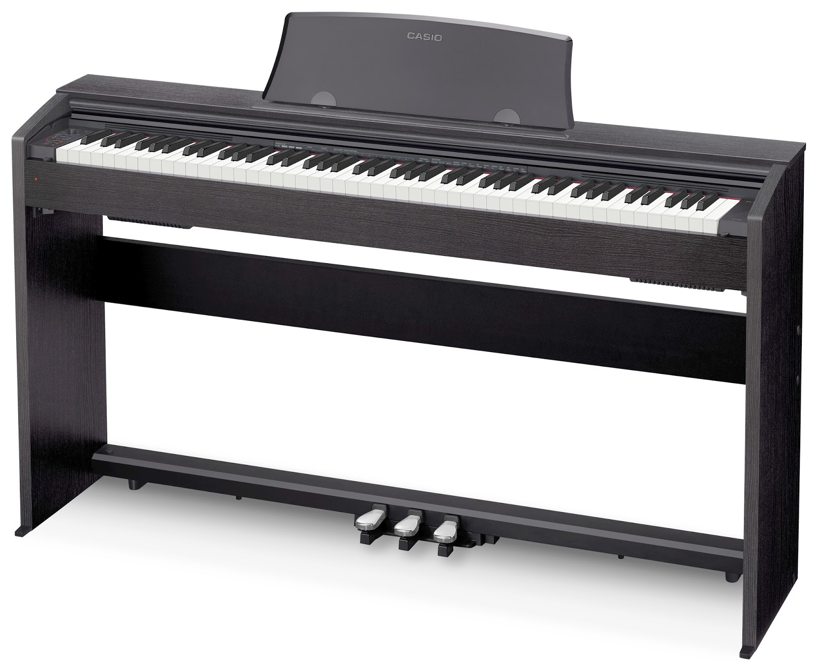 az piano reviews review casio px770 digital piano 2018 recommended. Black Bedroom Furniture Sets. Home Design Ideas